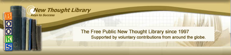 Support your New Thought Library